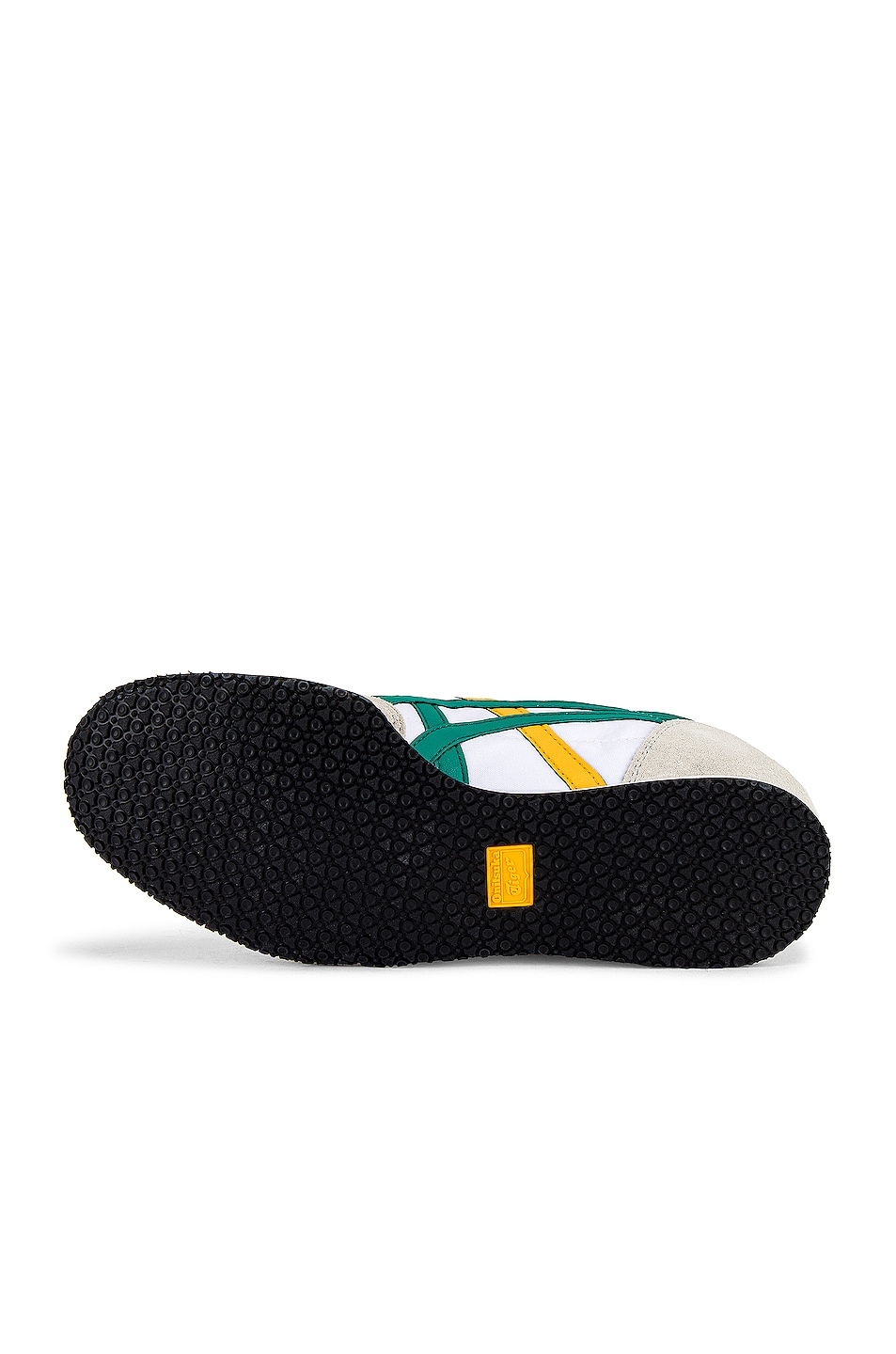 Image 6 of Onitsuka Tiger Serrano in White & Jelly Bean