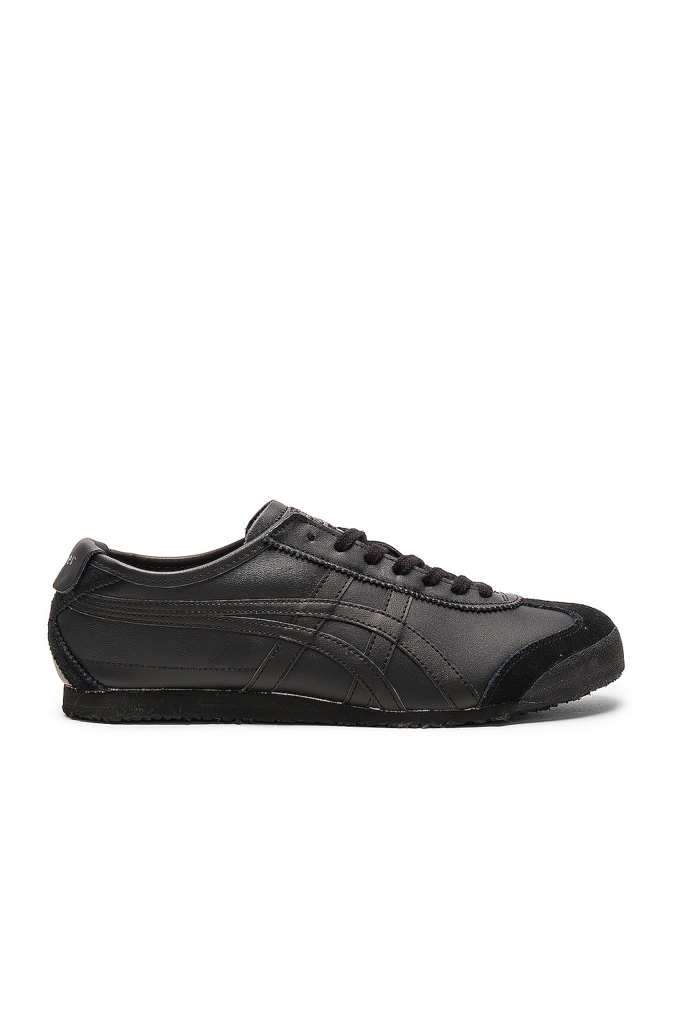 Image 1 of Onitsuka Tiger Mexico 66 in Black & Black