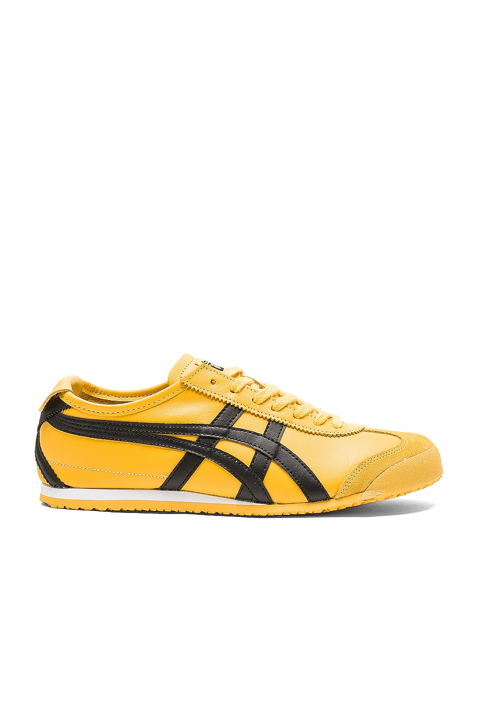 Image 1 of Onitsuka Tiger Mexico 66 in Yellow Black