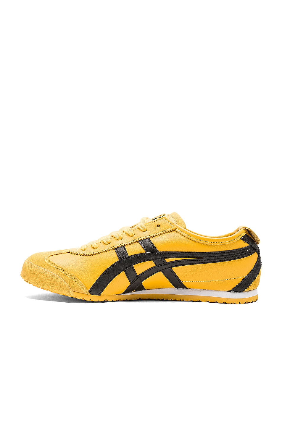 Image 5 of Onitsuka Tiger Mexico 66 in Yellow Black