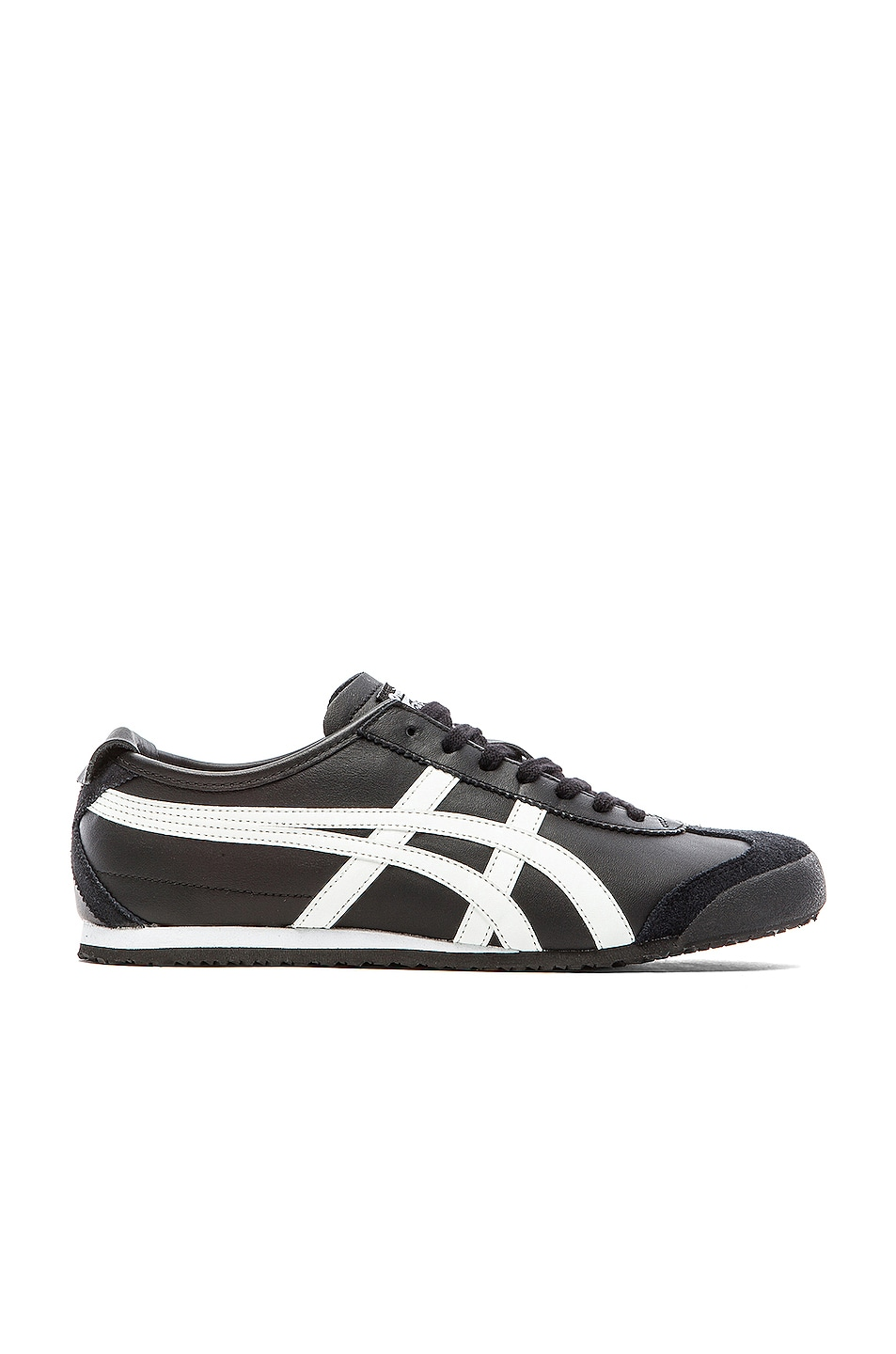 Image 1 of Onitsuka Tiger Mexico 66 in Black White