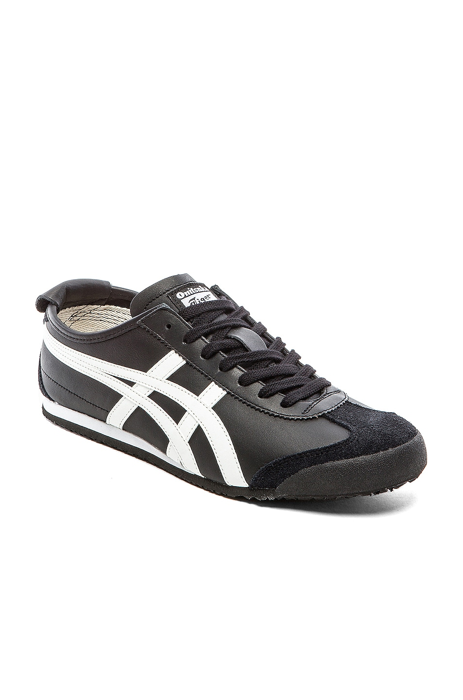 Image 2 of Onitsuka Tiger Mexico 66 in Black White
