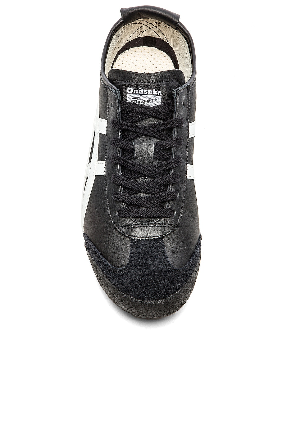 Image 3 of Onitsuka Tiger Mexico 66 in Black White