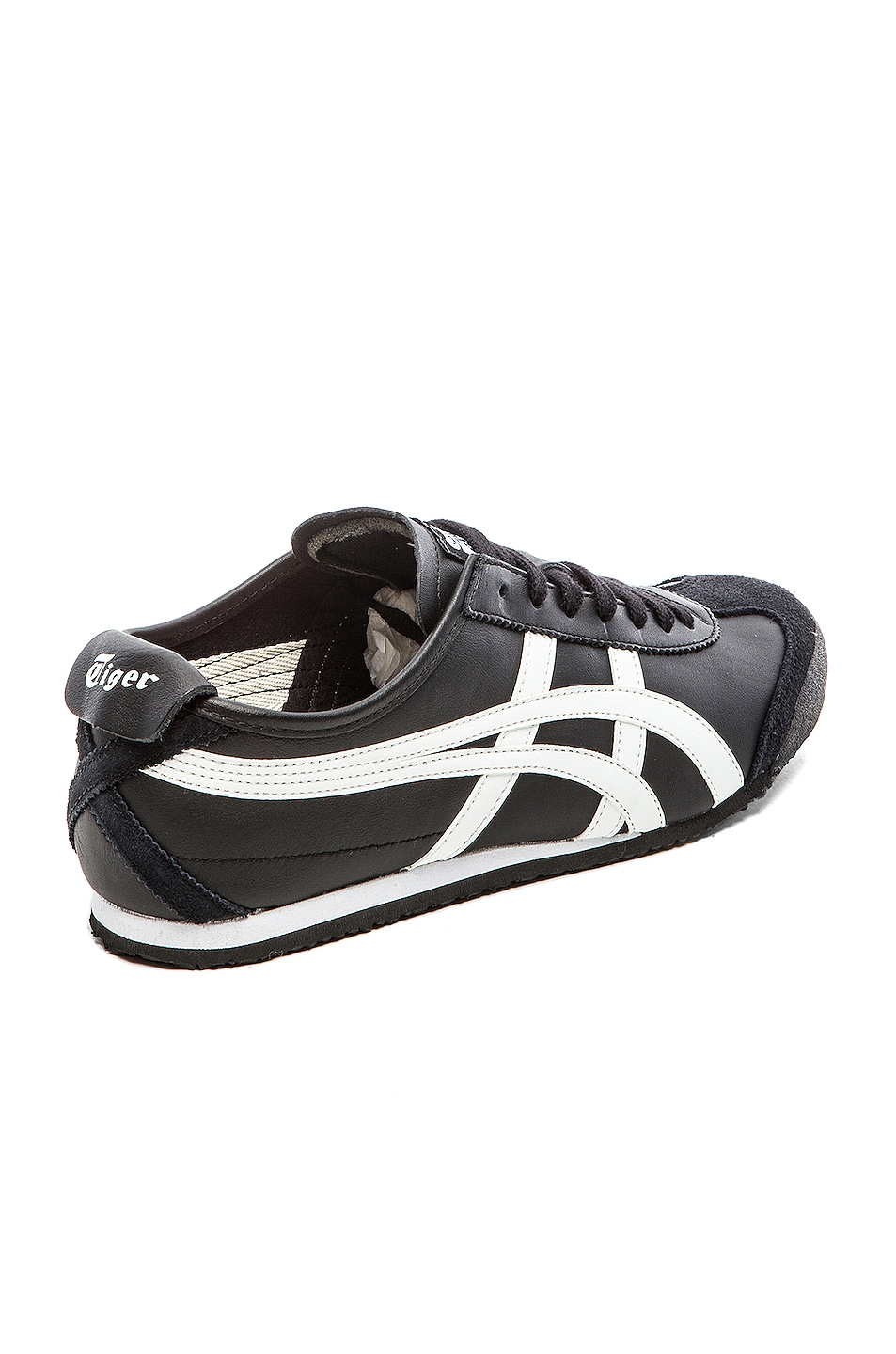 Image 4 of Onitsuka Tiger Mexico 66 in Black White