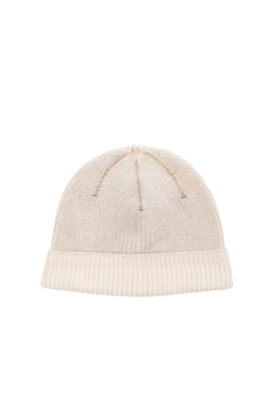 c0cb89b58 Our Legacy Knitted Hat in Nicotine | FWRD