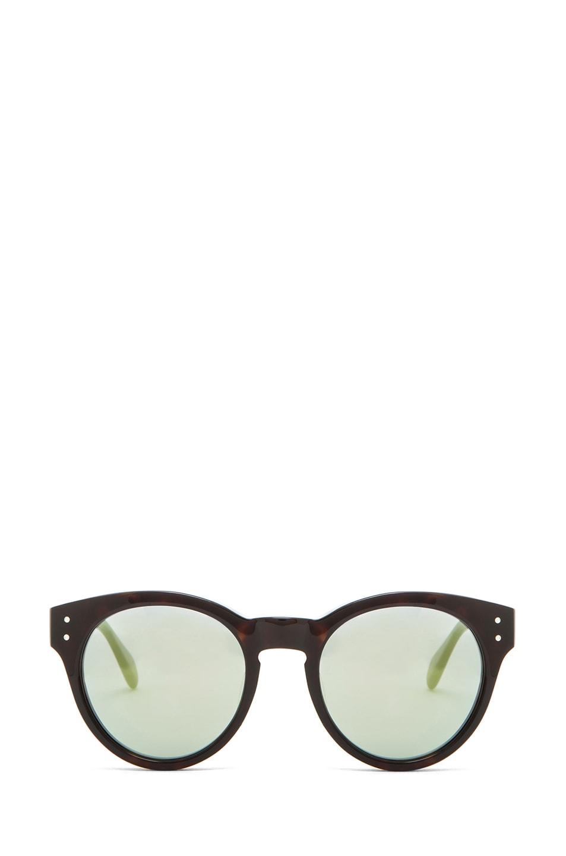 Maison Tortoise Dark Oliver Paris For Sunglasses In Peoples Kitsune w80knXOP