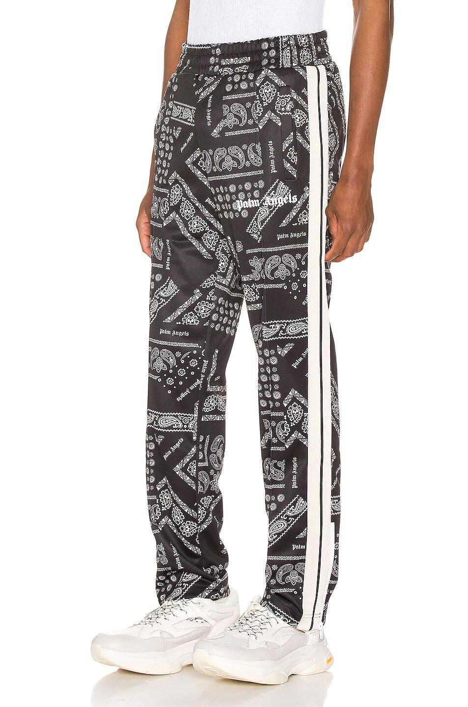 Palm Angels Pants Bandana Classic Track Pants