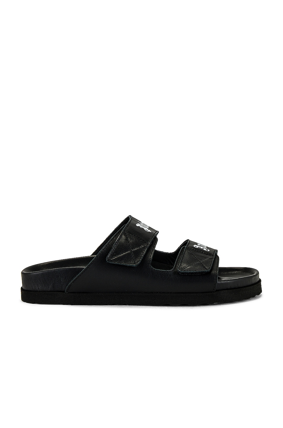 Image 1 of Palm Angels Sandals in Black