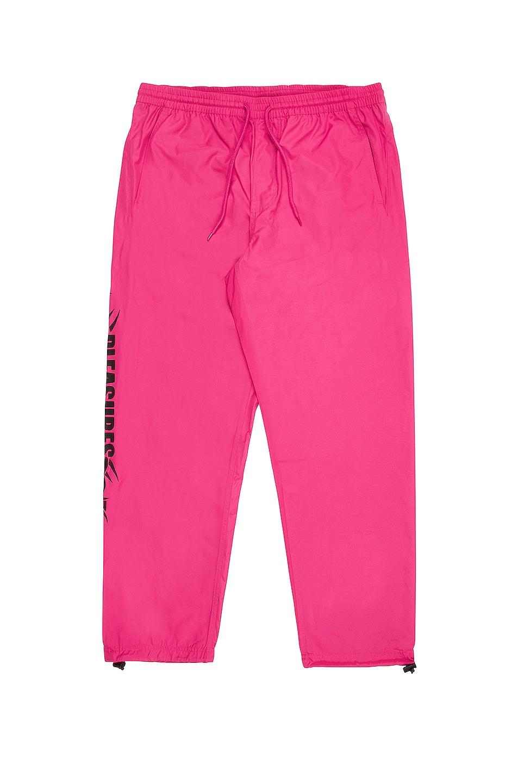 Image 1 of Pleasures Reservoir Track Pant in Hot Pink
