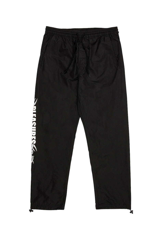 Image 1 of Pleasures Reservoir Track Pant in Black