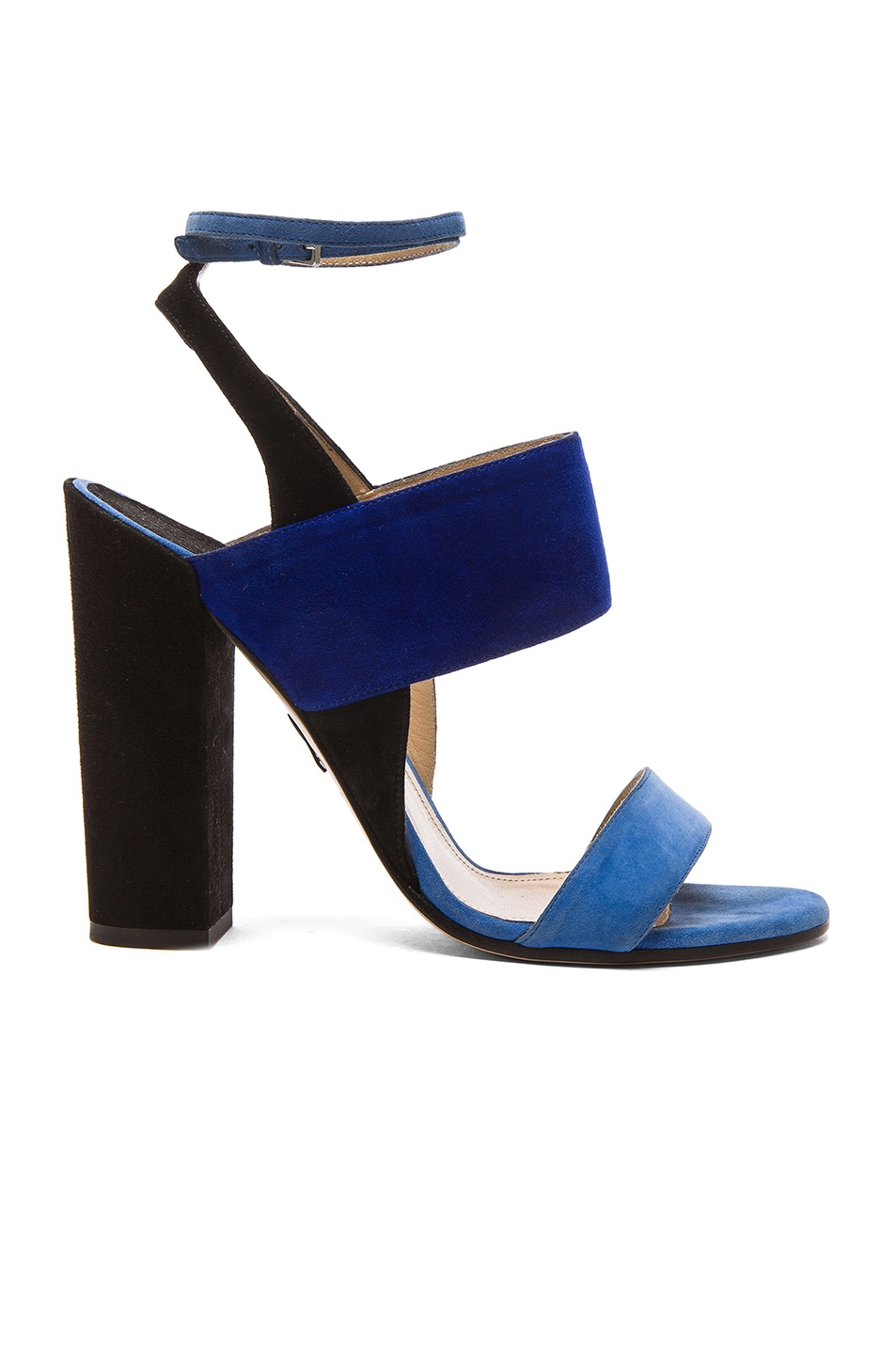Image 1 of Paul Andrew Xiamen Heel in Wedgewood Blue