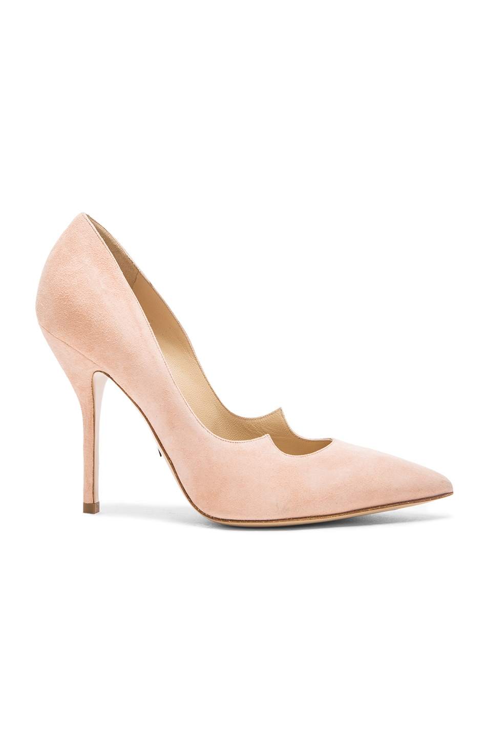 Image 1 of Paul Andrew Zenadia Heel in Blush