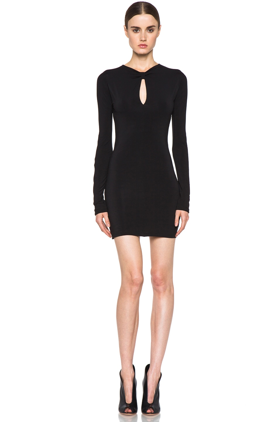 Image 1 of Pierre Balmain Sexy Dress in Black