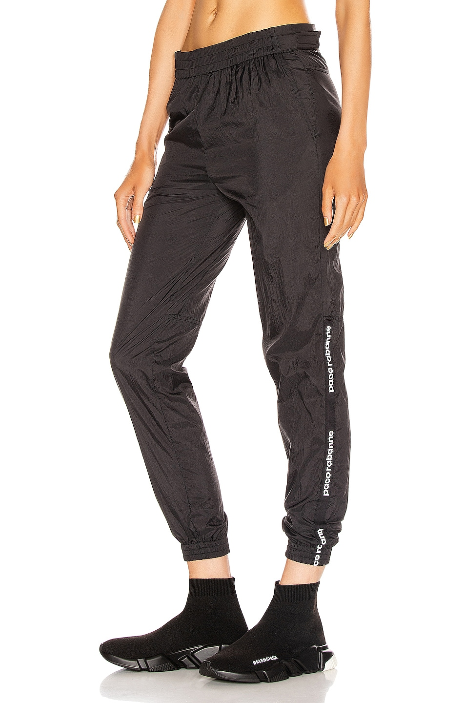 Image 1 of PACO RABANNE Jogger Pant in Black