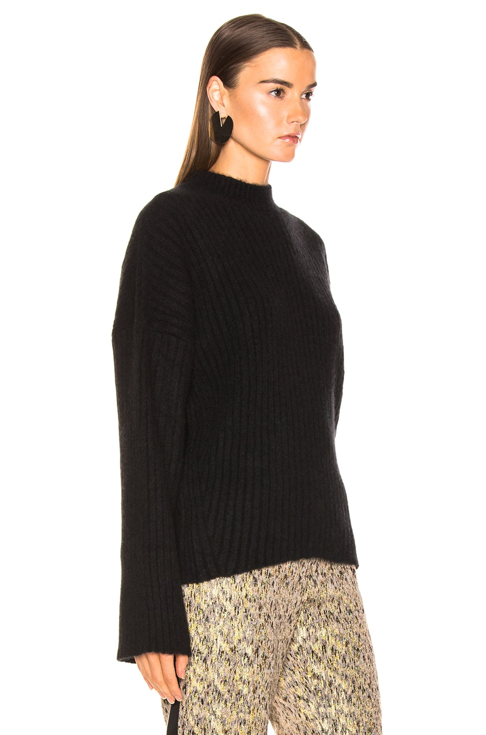 Image 2 of Petar Petrov Kara Sweater in Black