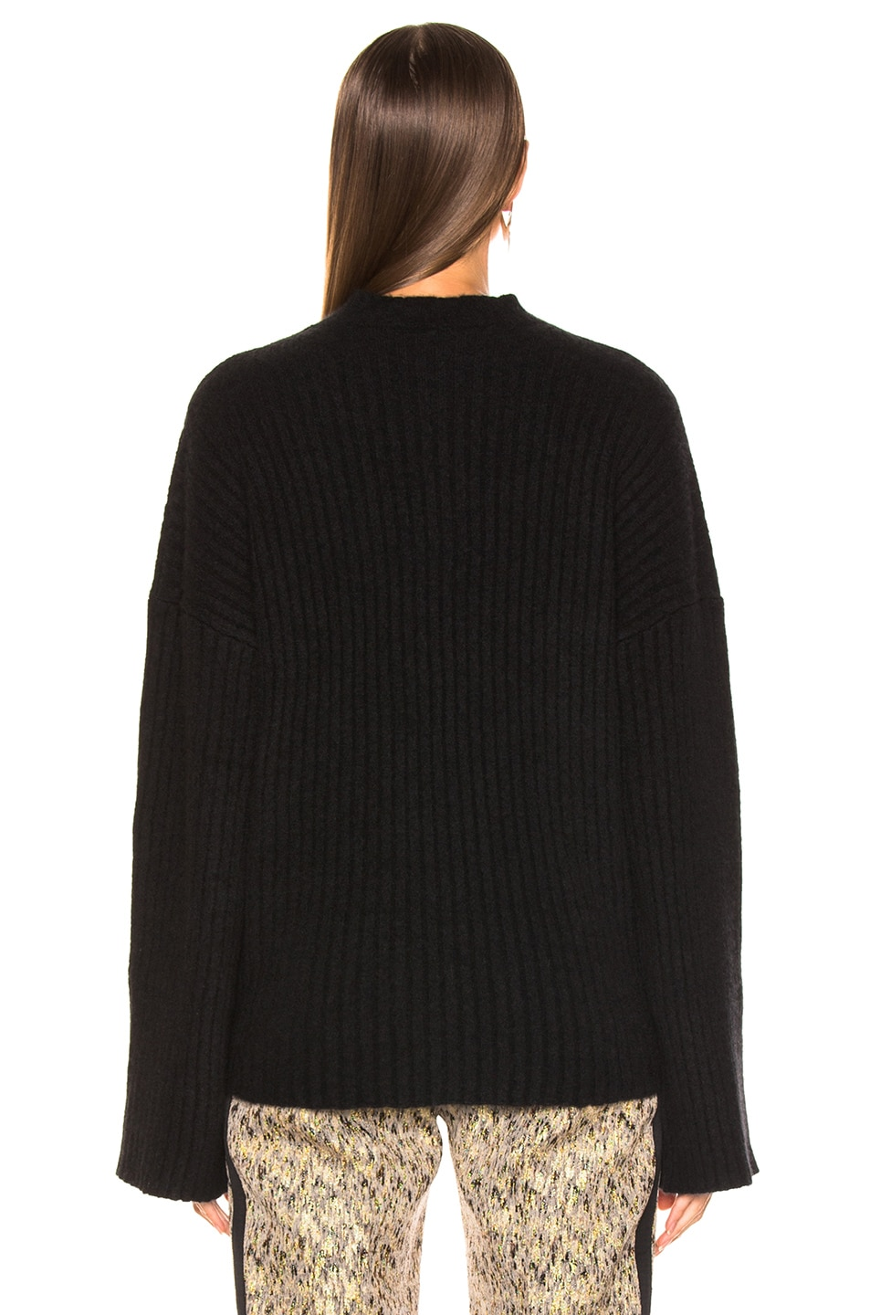 Image 3 of Petar Petrov Kara Sweater in Black