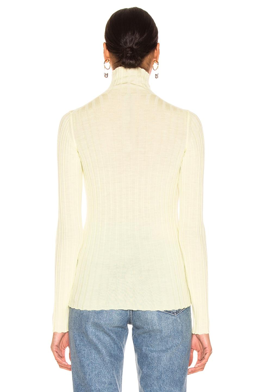 Image 3 of Petar Petrov Karen Sweater in Lemon