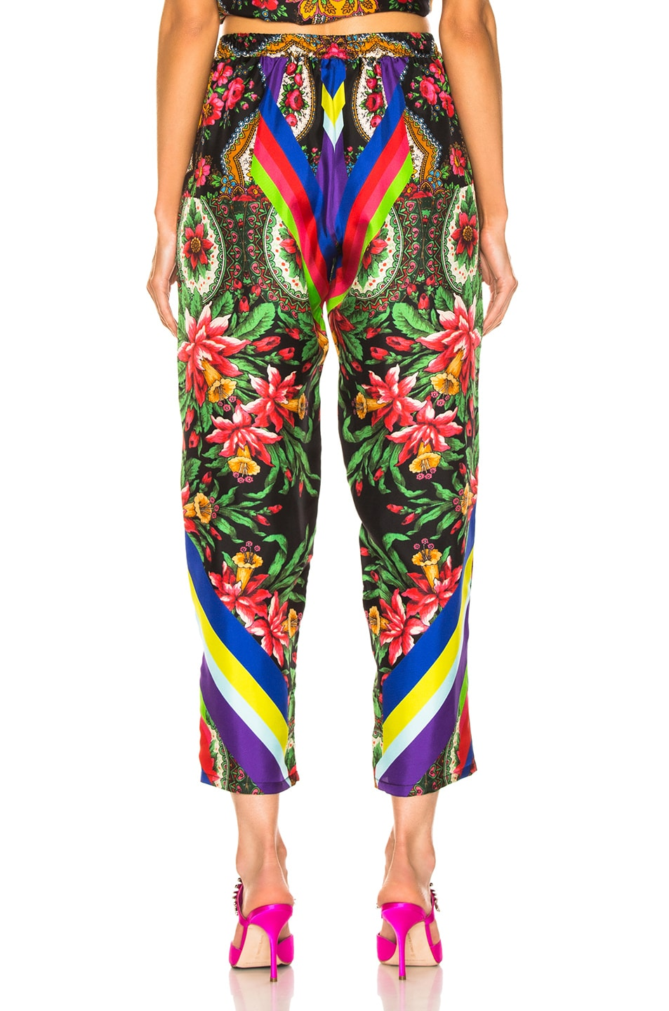 Image 3 of Pierre-Louis Mascia Aloe Ultrawash Pant in Multi