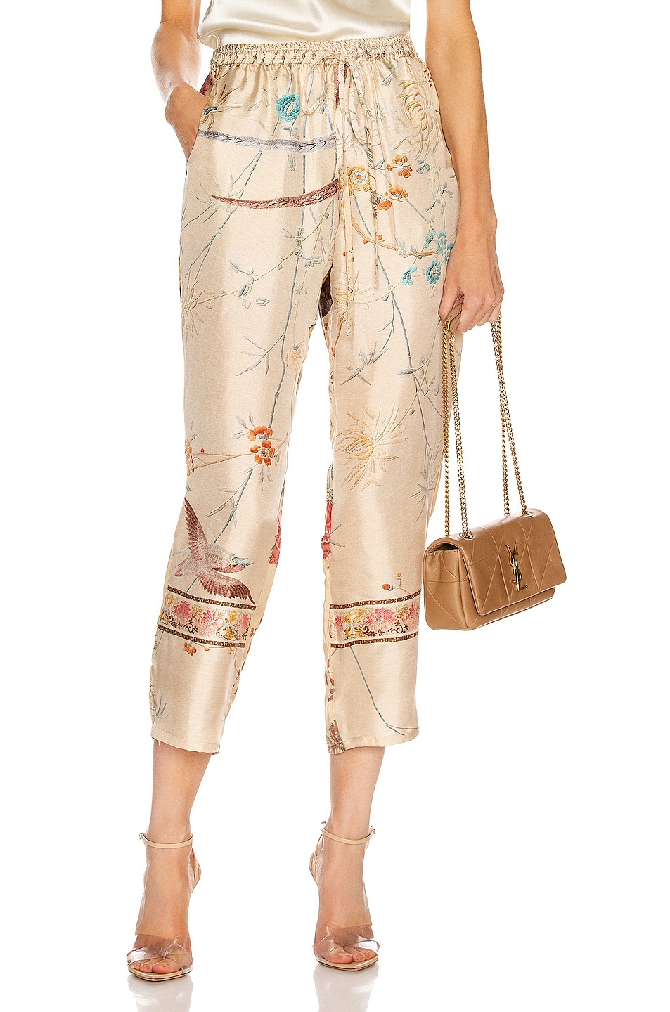 Image 1 of Pierre-Louis Mascia Alow Ultrawash Pant in Multi