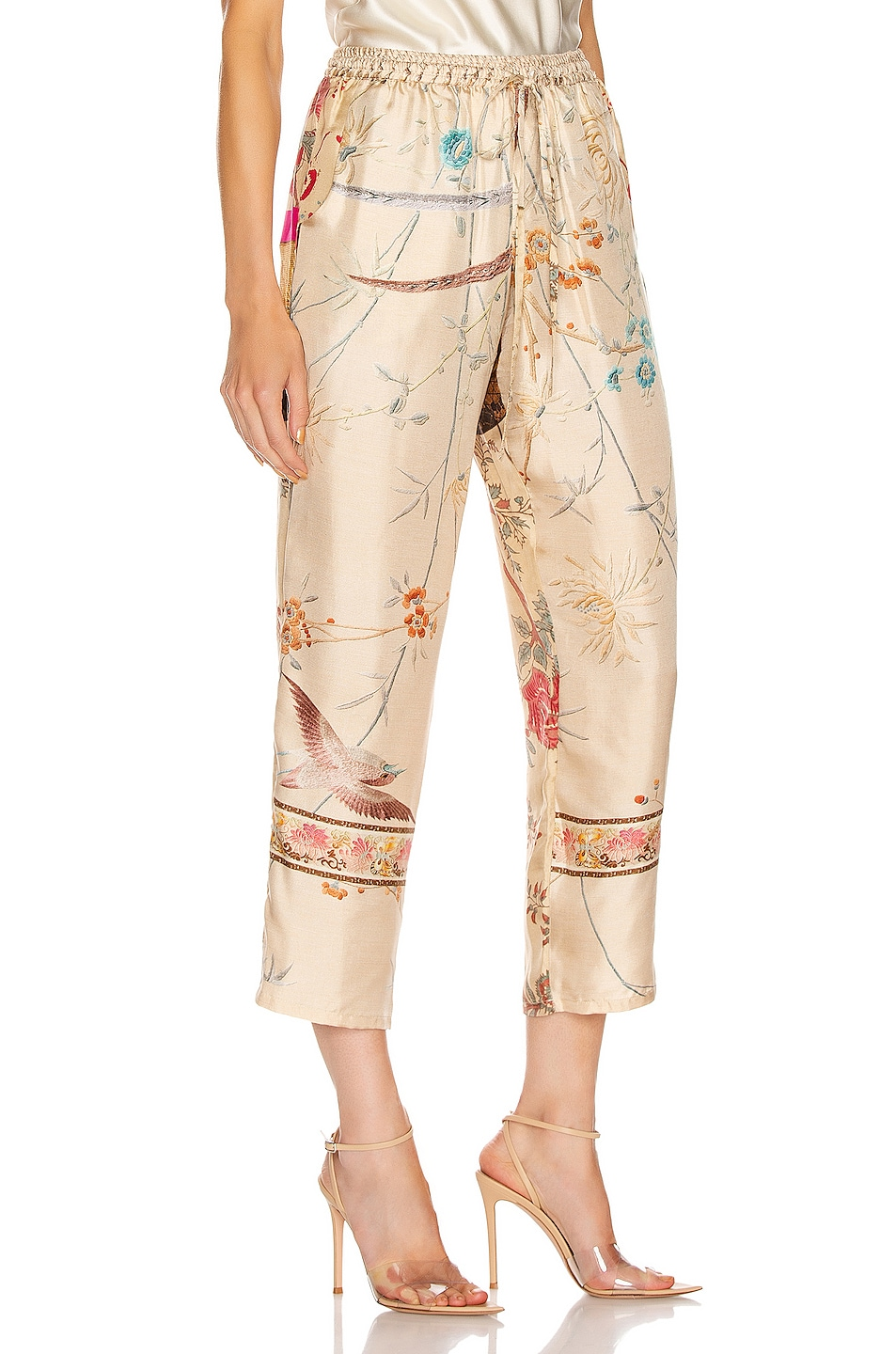 Image 2 of Pierre-Louis Mascia Alow Ultrawash Pant in Multi