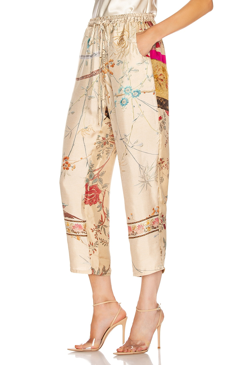 Image 3 of Pierre-Louis Mascia Alow Ultrawash Pant in Multi