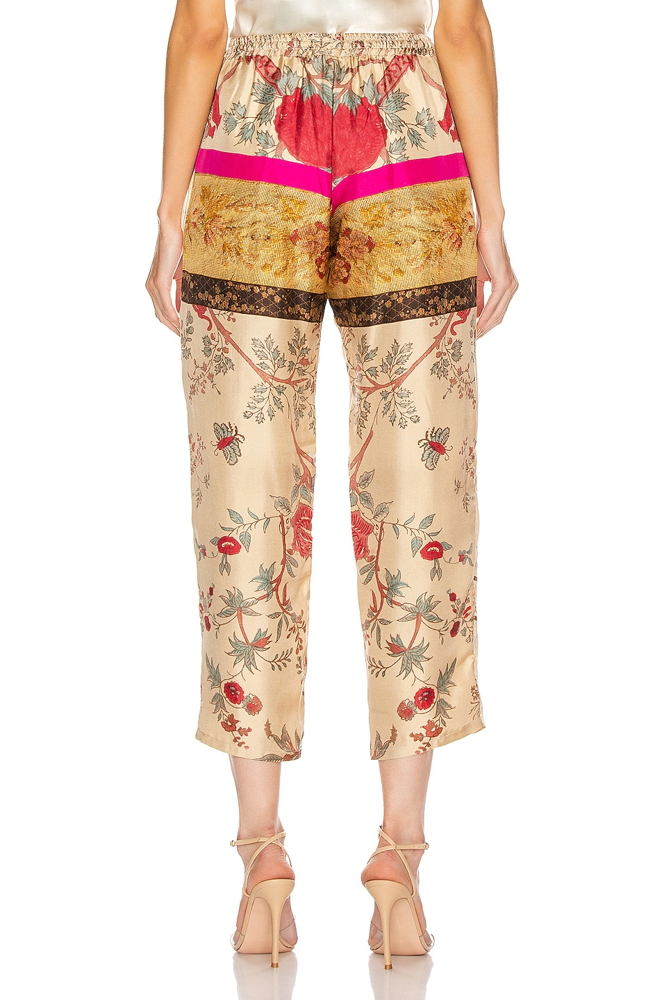 Image 4 of Pierre-Louis Mascia Alow Ultrawash Pant in Multi