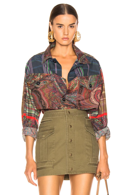 Image 1 of Pierre-Louis Mascia Fourneous Shirt in Multi