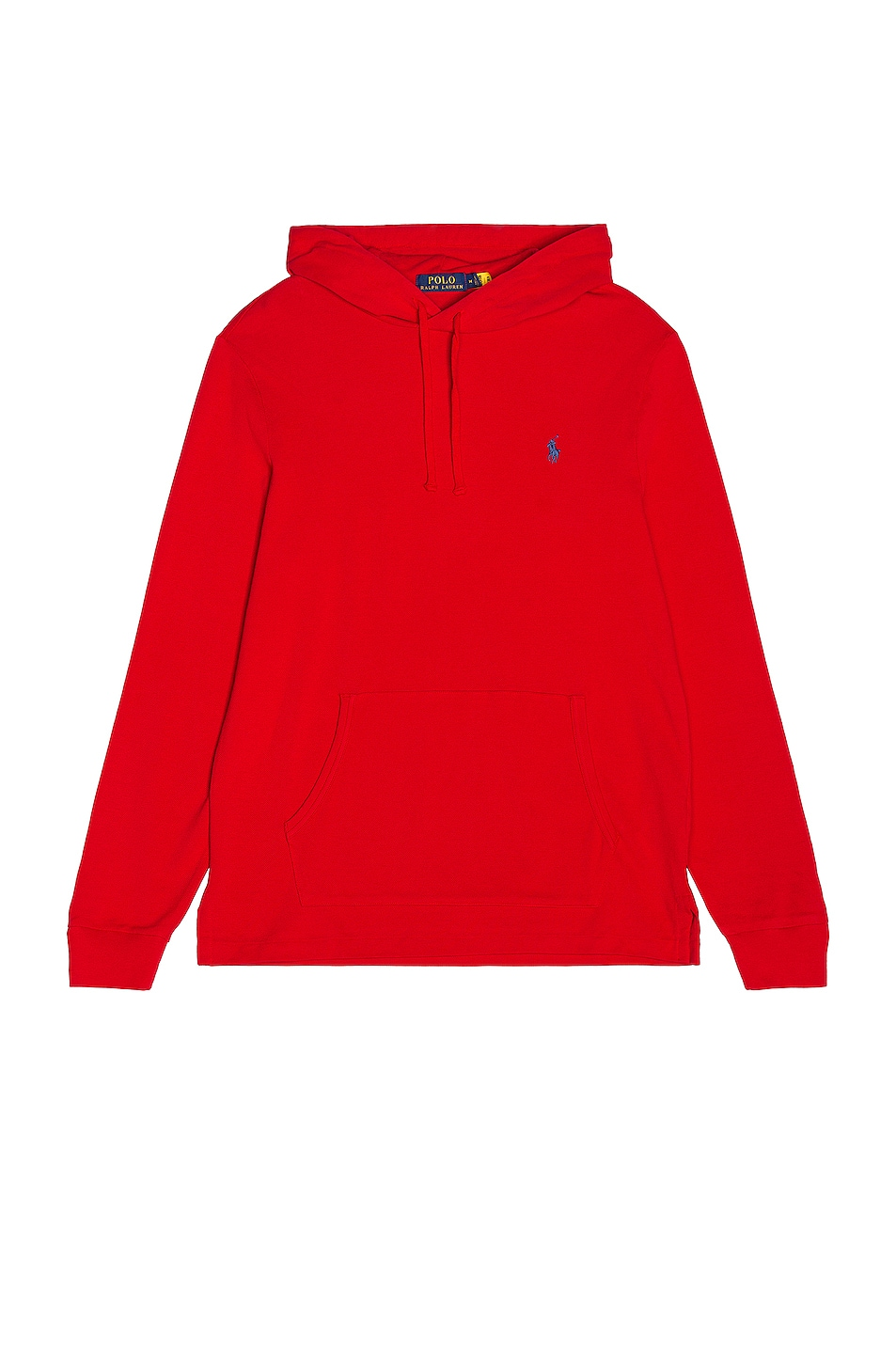 Image 1 of Polo Ralph Lauren Hoodie in Red