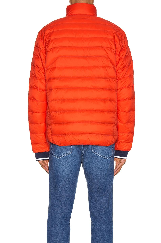Image 4 of Polo Ralph Lauren Lightweight Packable Down Jacket in Bittersweeet