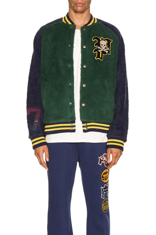 Polo Ralph Lauren Jackets Sherpa Varsity Jacket