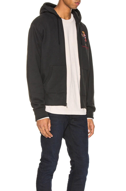 Image 3 of Polo Ralph Lauren Magic Fleece Hoodie in Polo Black