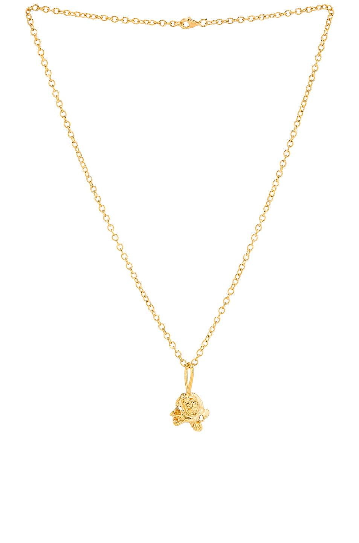 Image 1 of Pamela Card Millefleur Necklace in Gold