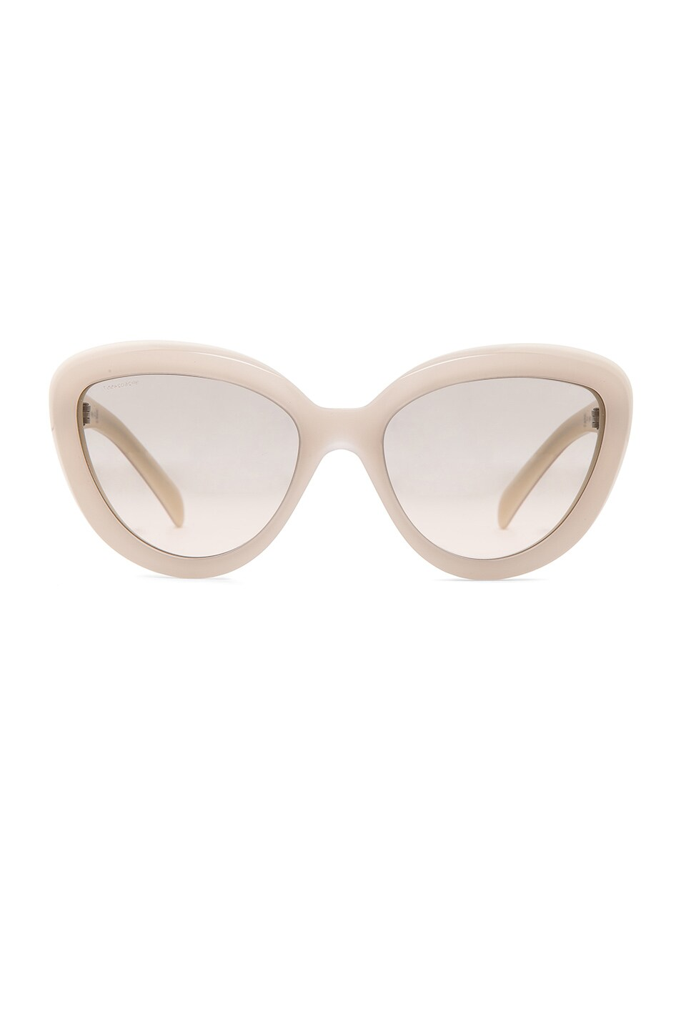 Sunglasses Cat Rounded Eye Prada In IvoryFwrd UMqVSpz