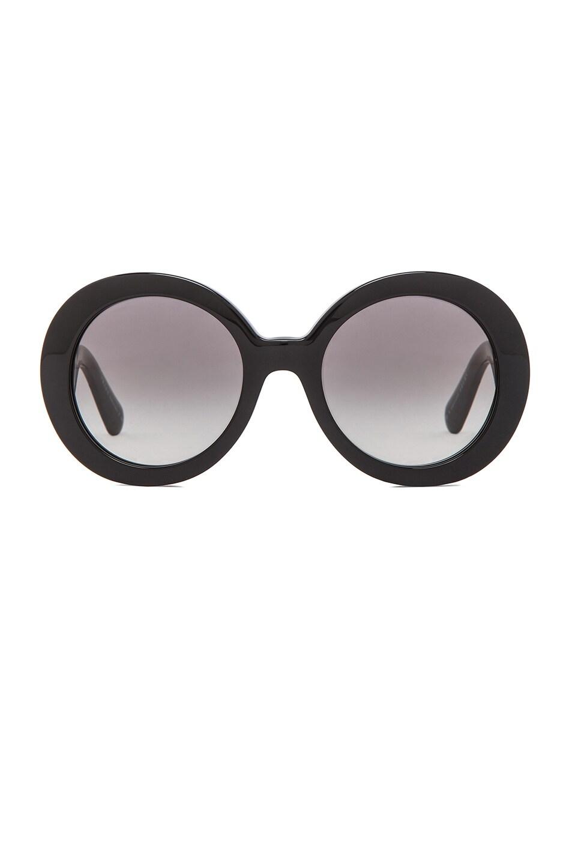 Image 1 of Prada Baroque Sunglasses in Black