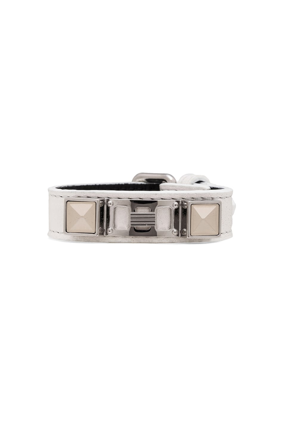 Image 1 of Proenza Schouler PS11 Small Bracelet in White