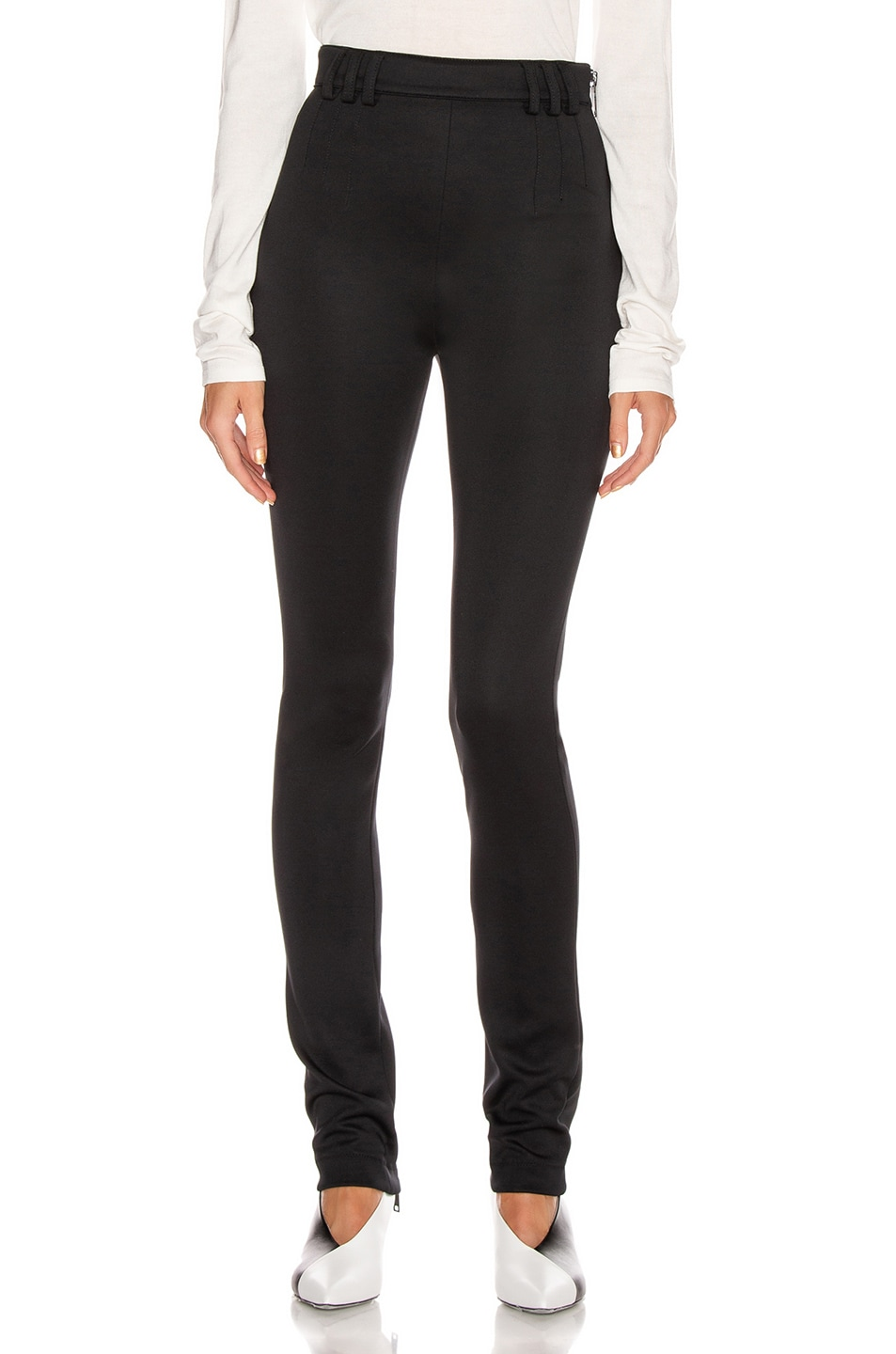 Image 1 of Proenza Schouler Skinny Legging in Black