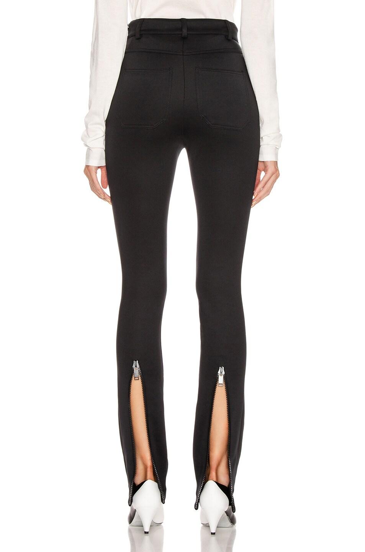 Image 4 of Proenza Schouler Skinny Legging in Black