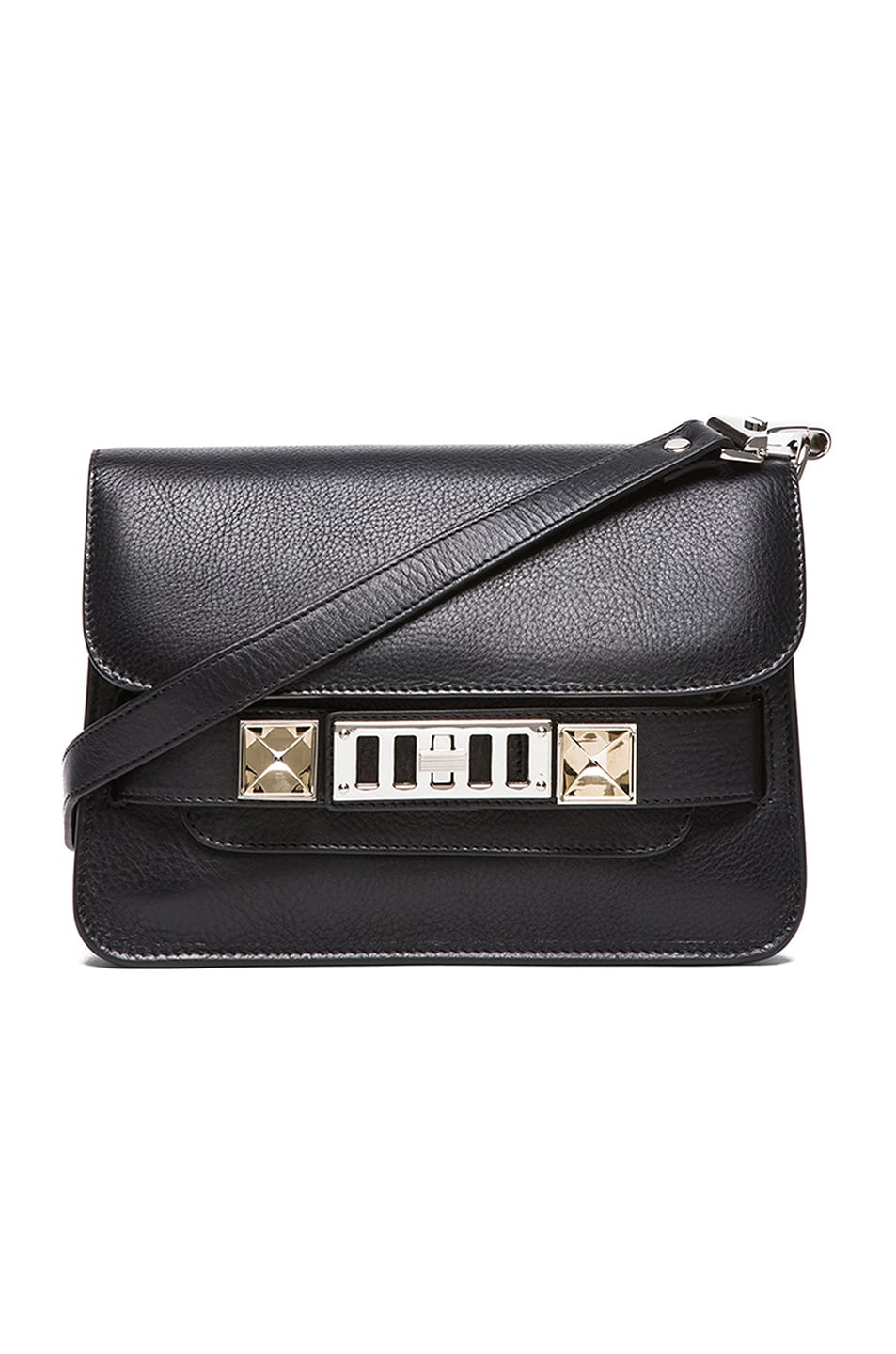 Image 1 of Proenza Schouler Mini PS11 Classic in Black