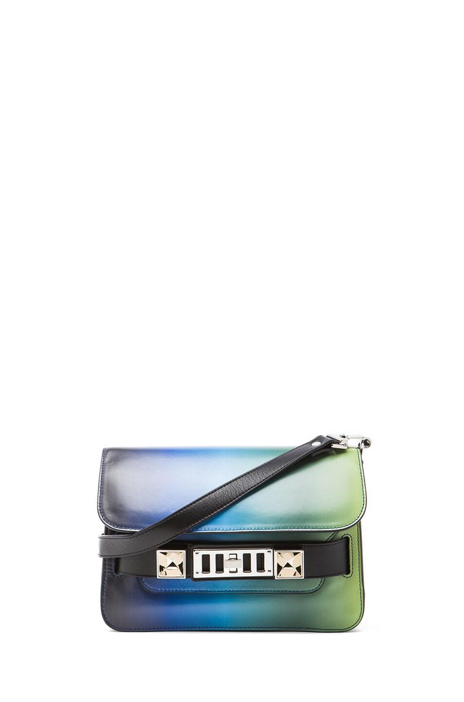 Image 1 of Proenza Schouler Mini PS11 Classic Shoulder Bag in Blue Degrade