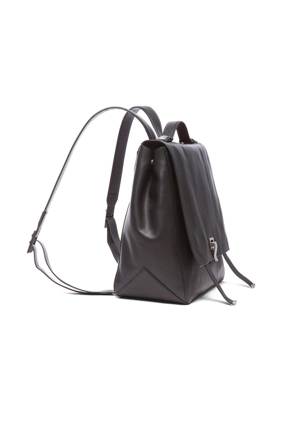 Image 4 of Proenza Schouler Large PS Backpack in Black