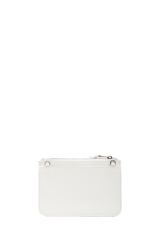 Image 2 of Proenza Schouler PS1 Crossbody Wallet in White