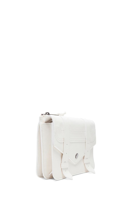 Image 3 of Proenza Schouler PS1 Crossbody Wallet in White