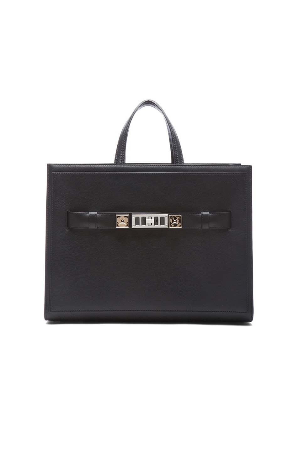 Image 1 of Proenza Schouler Large PS11 Tote in Black