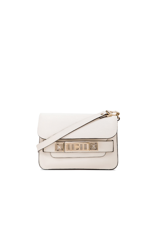 Image 1 of Proenza Schouler Mini PS11 Classic Bag in White