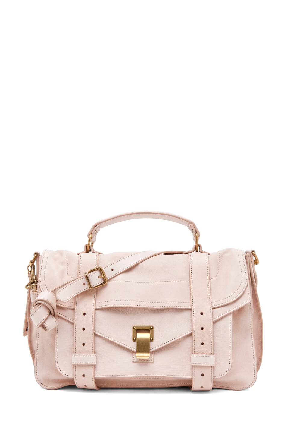 Image 1 of Proenza Schouler PS1 Medium Leather in Nude