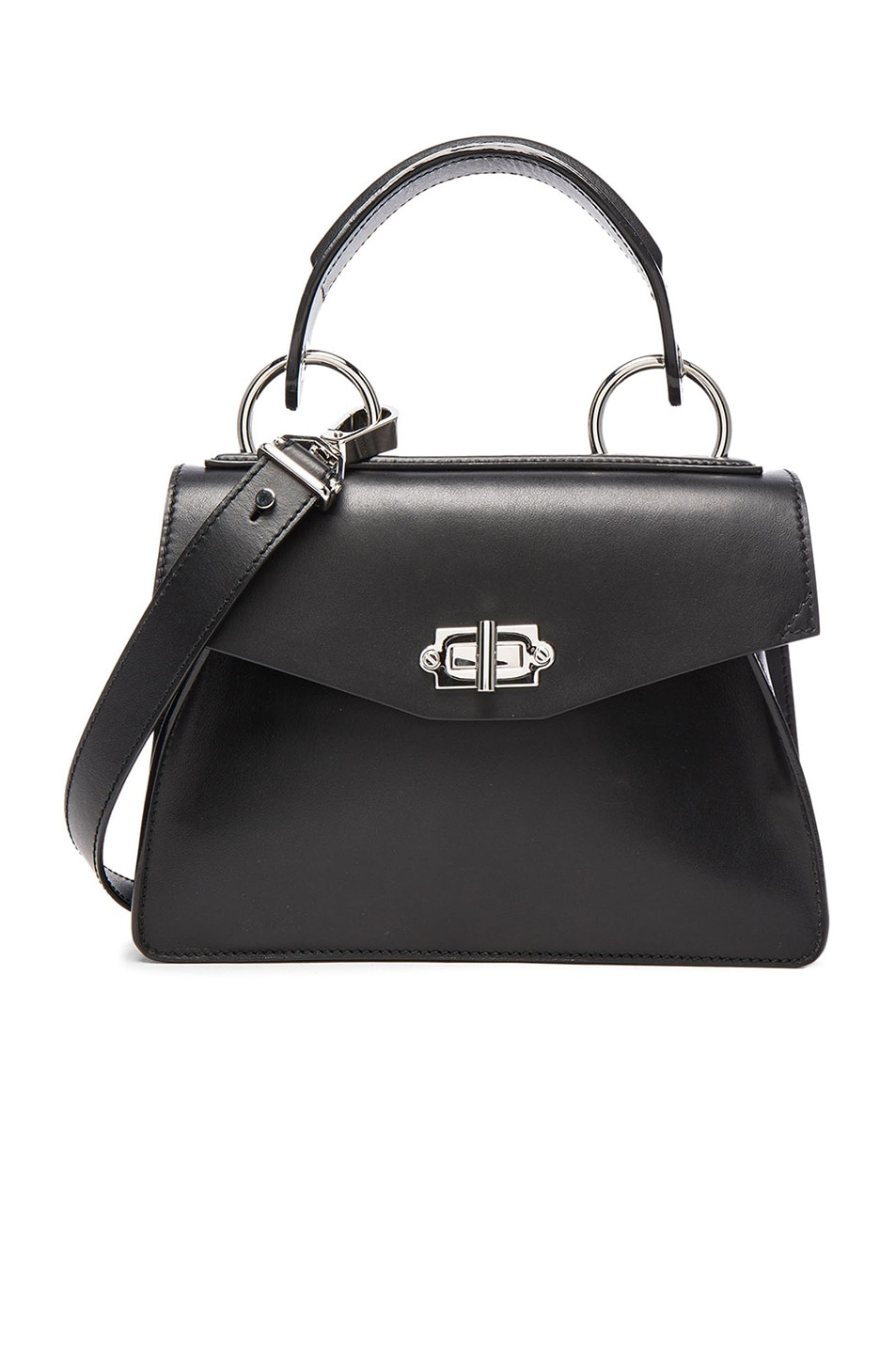 Small Hava Top Handle - Black Proenza Schouler i1esM99