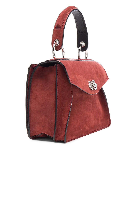 Image 4 of Proenza Schouler Small Hava Top Handle Bag in Midnight Plum