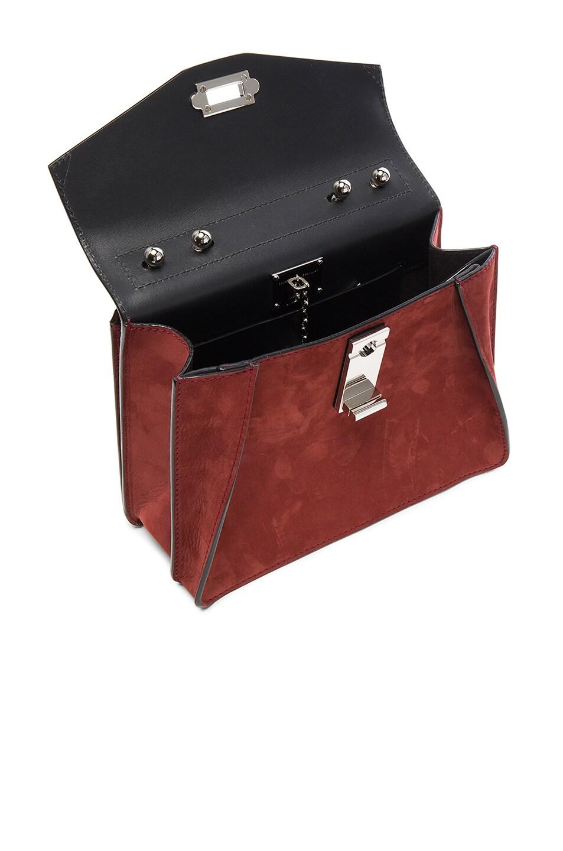 Image 5 of Proenza Schouler Small Hava Top Handle Bag in Midnight Plum