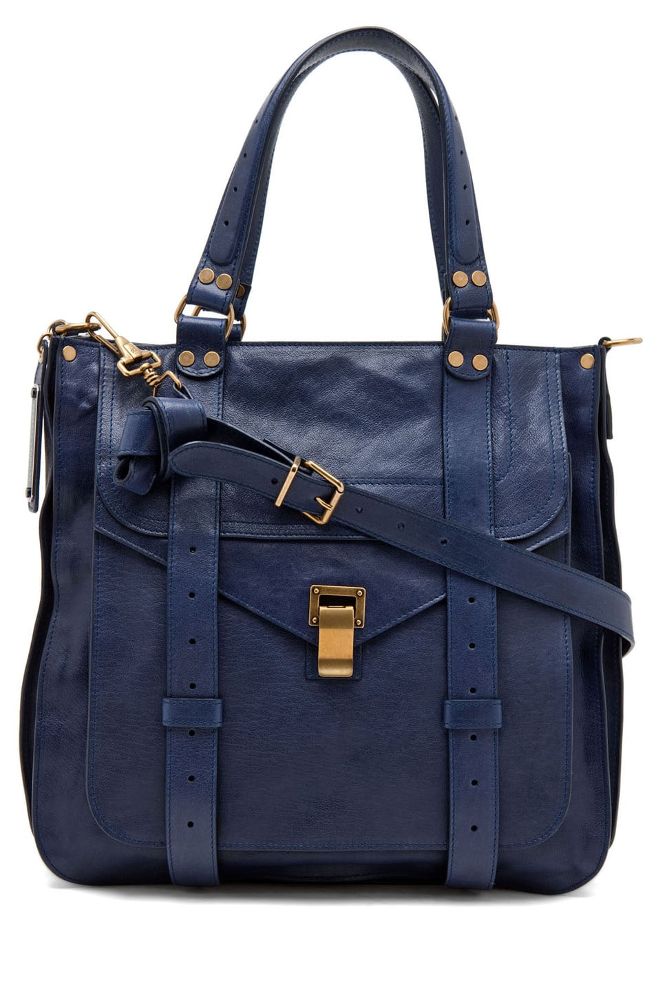 Image 1 of Proenza Schouler PS1 Tote Leather in Midnight