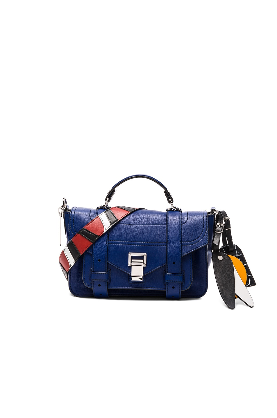 Image 1 of Proenza Schouler Tiny PS1+ in Lapis
